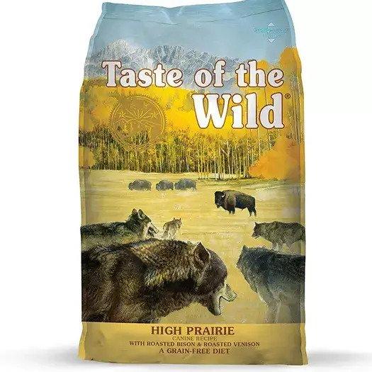 Taste of the-Wild-dog-food