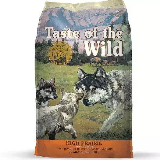 Taste of the Wild-dog-food