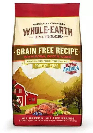 Whole Earth-dog-food
